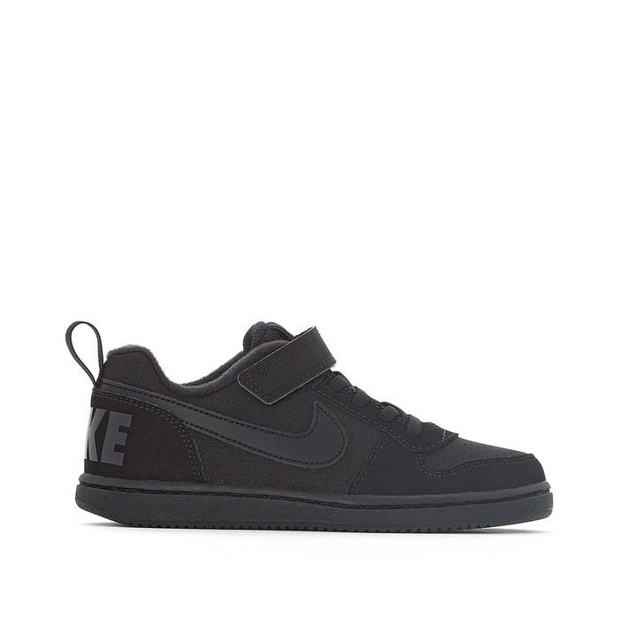 promo code c60b7 079d2 Baskets court borough low (ps) noir Nike   La Redoute