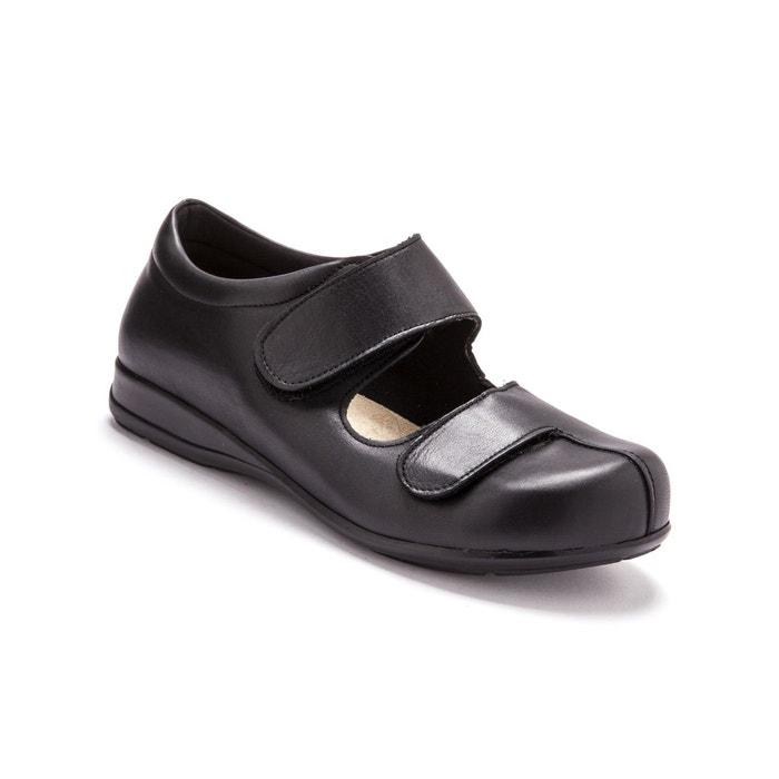 Derbies en cuir, pour pieds ultra-sensibles Pediconfort