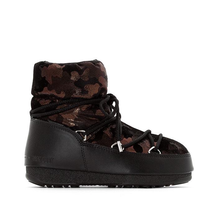 Boots imbottite Low Camu  MOON BOOT image 0