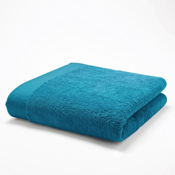 drap de bain uni 500 g m scenario en solde la redoute. Black Bedroom Furniture Sets. Home Design Ideas