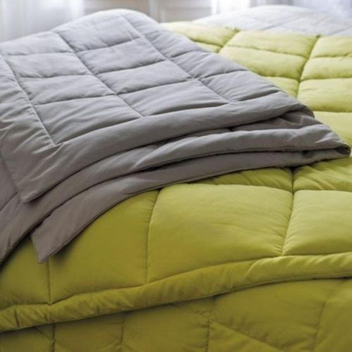 jete de lit matelasse lazy toison d or la redoute. Black Bedroom Furniture Sets. Home Design Ideas