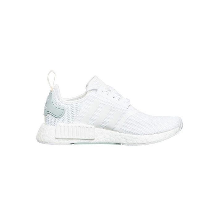 Chaussures adidas nmd_r1 w by3033 blanc Adidas Originals