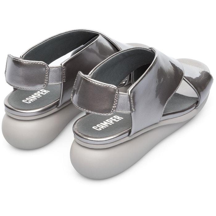 Bll k200066-026 chaussures casual femme gris Camper