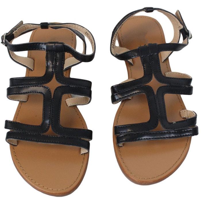 Sandales 8839-196 noir Kebello