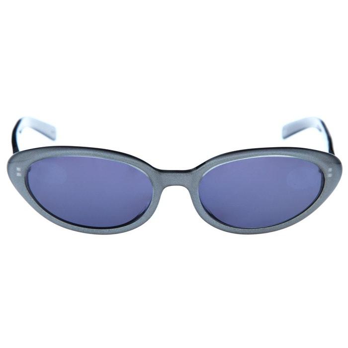 Lunettes de soleil gris foncé bleu Dkny   La Redoute 763edce02767