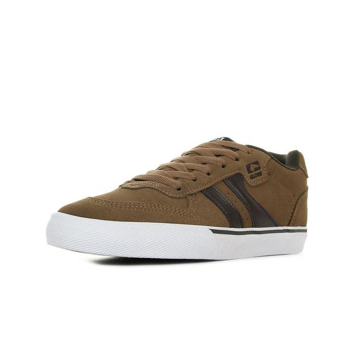Chaussures Chaussures Chaussures de skate homme encore 2 tan Marron marron, blanc Globe 84c783