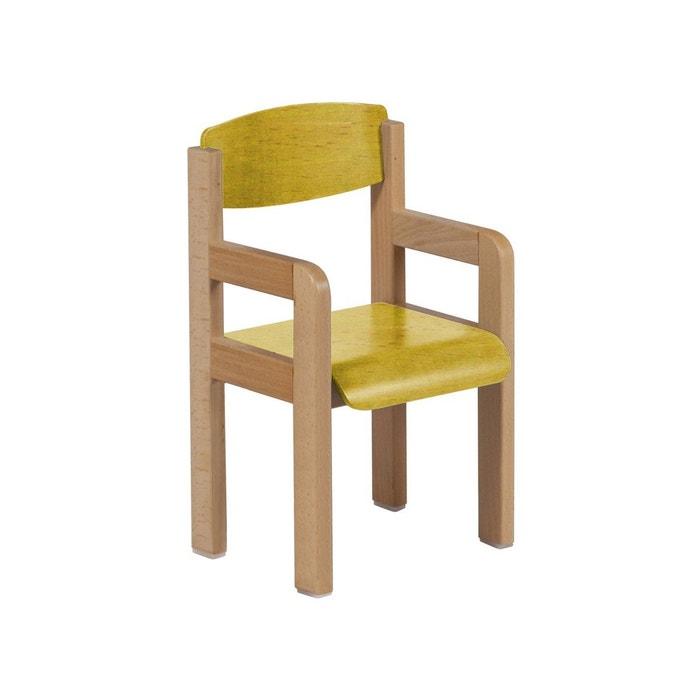 fauteuil enfant h tre 5 8 ans winni jaune t. Black Bedroom Furniture Sets. Home Design Ideas