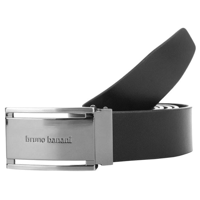 Ceinture noir Bruno Banani   La Redoute Vente Amazon Magasin De Sortie Rabais CRT6NnKzg
