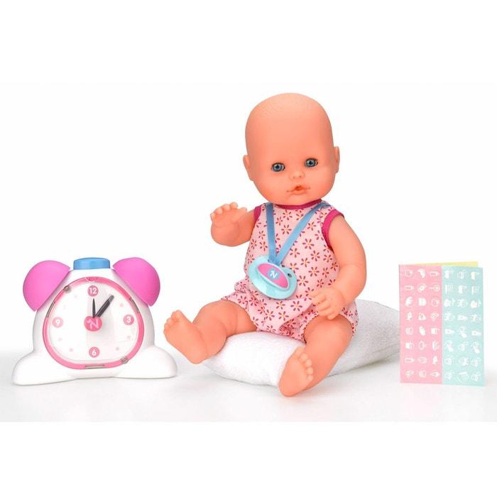 Poup e fonction quelle heure est il nenuco la redoute - A quelle heure coucher bebe ...