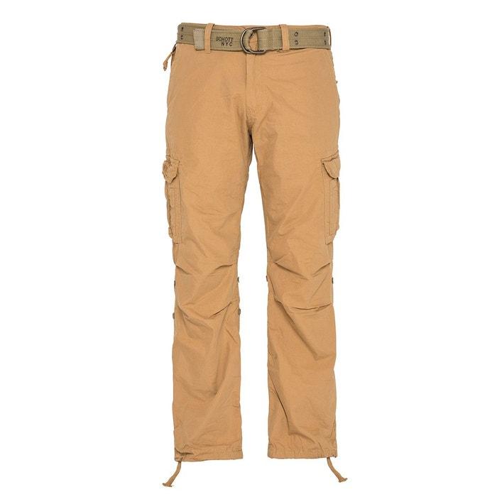 Pantalon schott work beige Schott