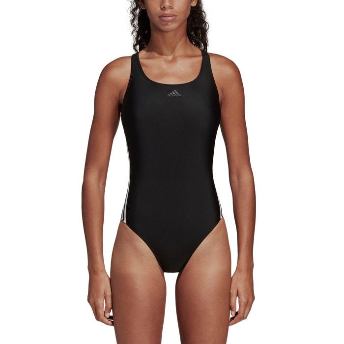 9a6722820e2b Fato de banho de alças, para piscina preto Adidas Performance | La ...