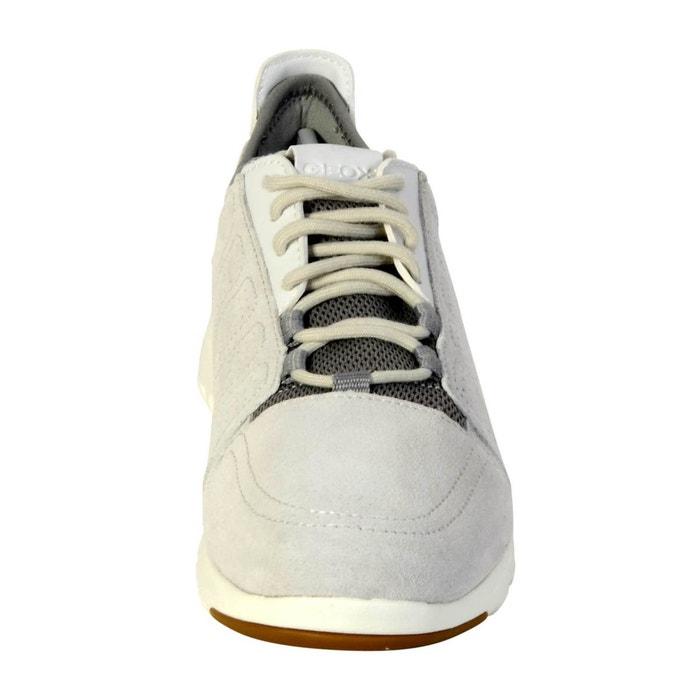 Chaussure xunday papyrus blanc Geox