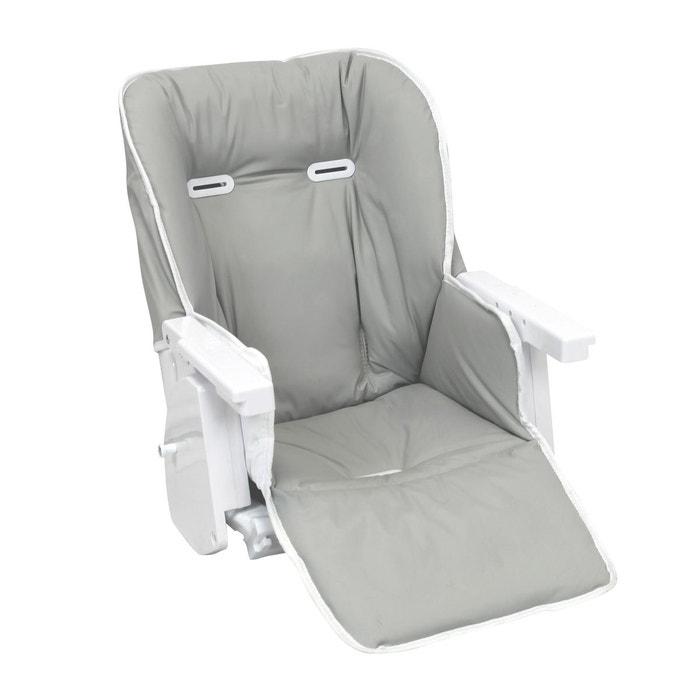 Housse d 39 assise pour chaise haute b b enfant ptit - Housse chaise haute universelle ...