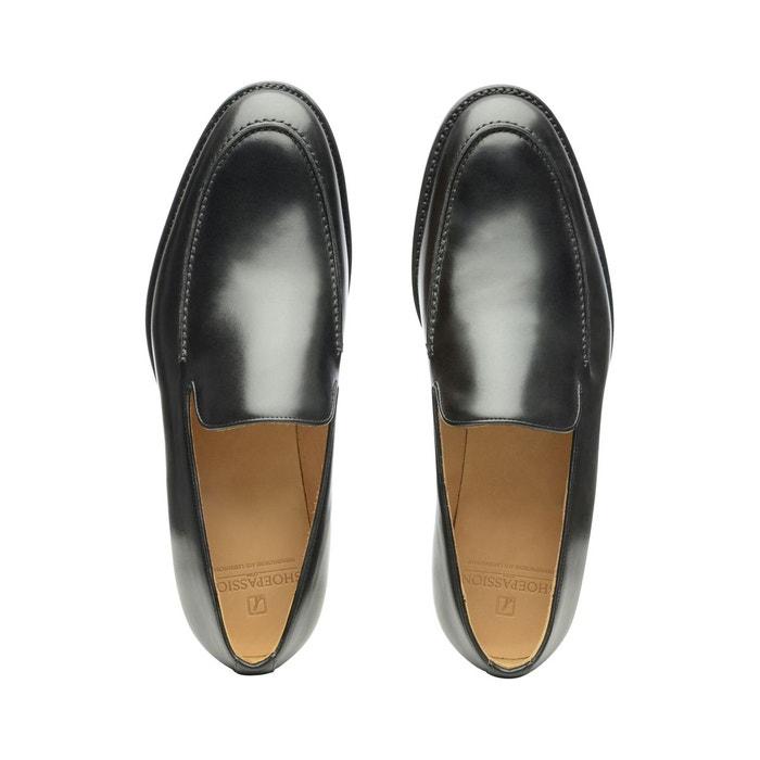 Slipper en noir noir Shoepassion