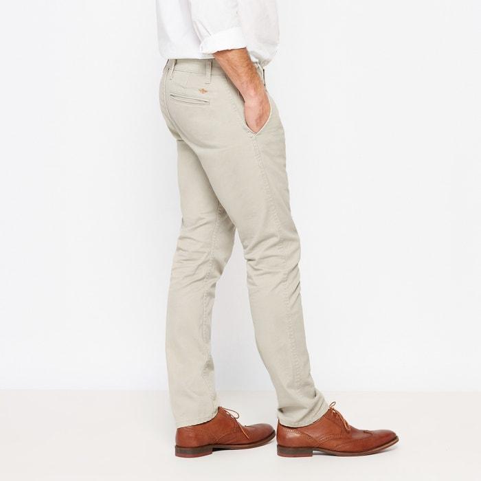 afbeelding Skinny chino broek Alpha Stretch Khaki DOCKERS