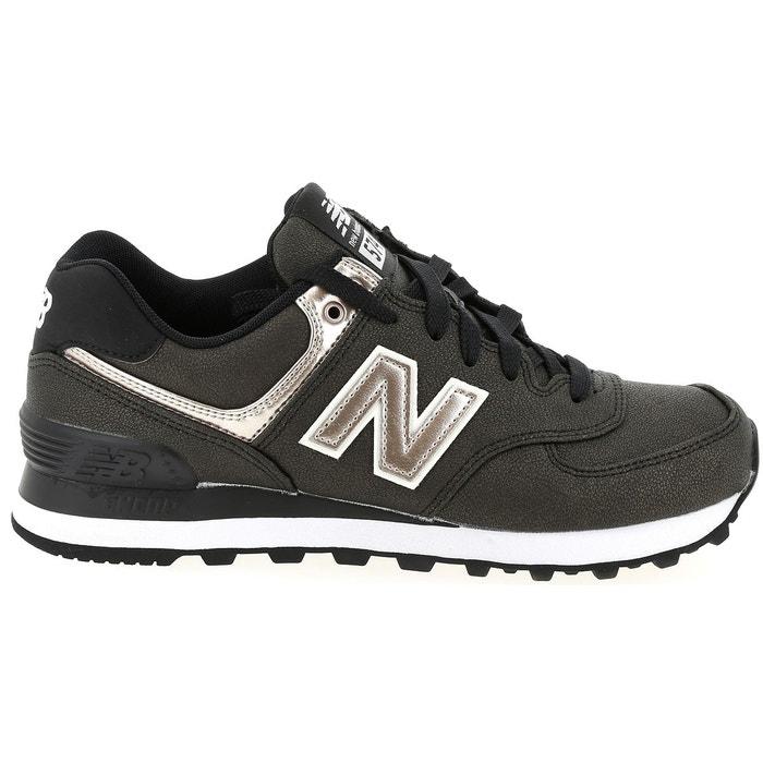 new balance wl574 noir et blanc