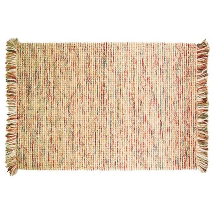 Tapis 100 laine finition manuelle azteca 80x150 flair rugs la redoute - Tapis laine la redoute ...