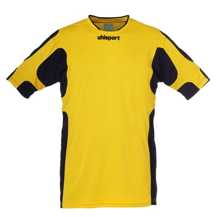 cup maillot jaune noir uhlsport la redoute. Black Bedroom Furniture Sets. Home Design Ideas