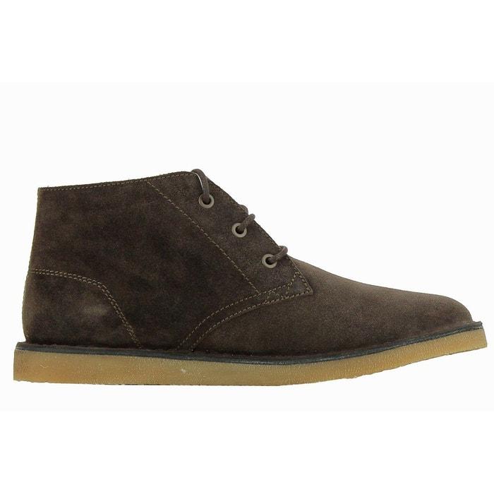 Boots lacoste bradshaw chuk 316 - 732cam0073176 marron Lacoste