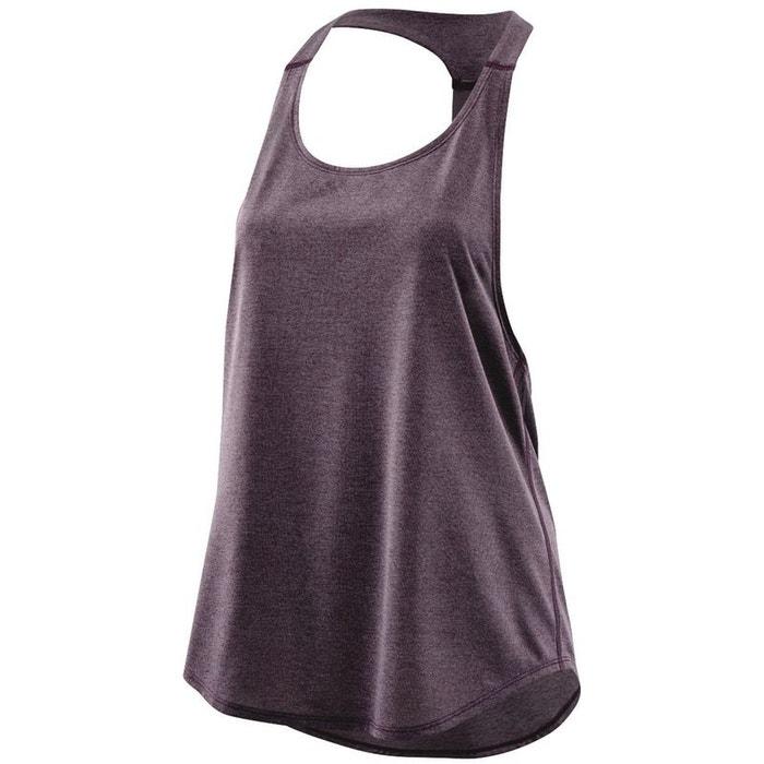 Plus Remote T-Bar - T-shirt course à pied - violet