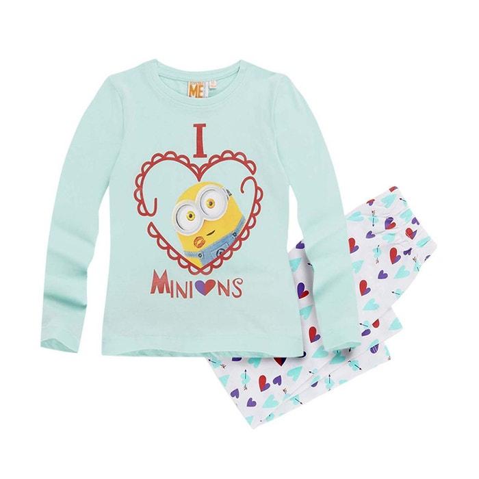 Pyjama Fille  LES MINIONS image 0