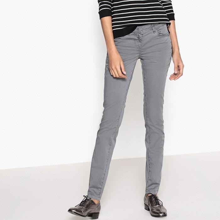 Slim Fit Cigarette Trousers  TOM TAILOR image 0