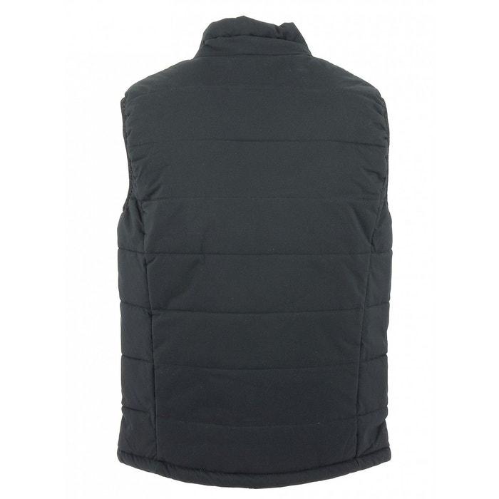 Doudoune sans manches ea7 down jacket emporio armani nylon noir Emporio  Armani Ea7   La Redoute 4afaf0ce2e2