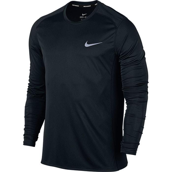 Long-Sleeved Running T-Shirt  NIKE image 0