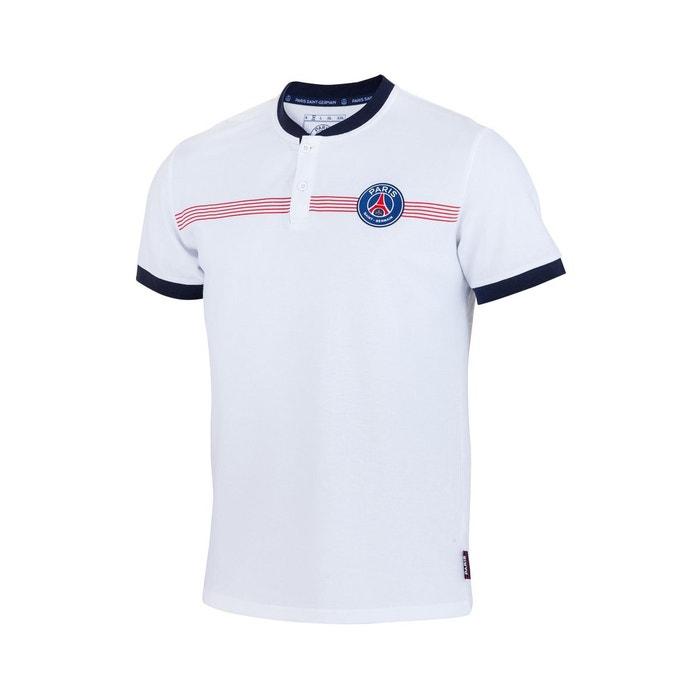 Redoute Polo Fan Blanc Made Psg In Wkzitopxu Sportla tCdrBhQsx