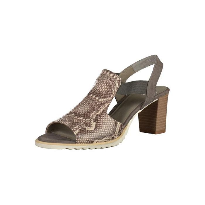 Sandales gris Ara Jeu Fiable FMQWuaS