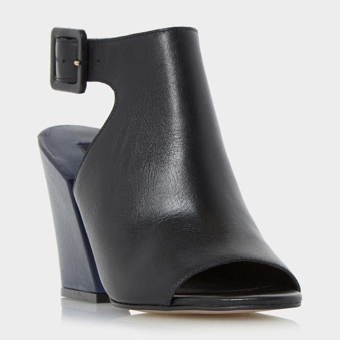 À Bas Prix Vente Meilleur Prix High vamp block heel sandal Bonne Prise Vente 100% Garantie De Vente En Ligne KQOhp