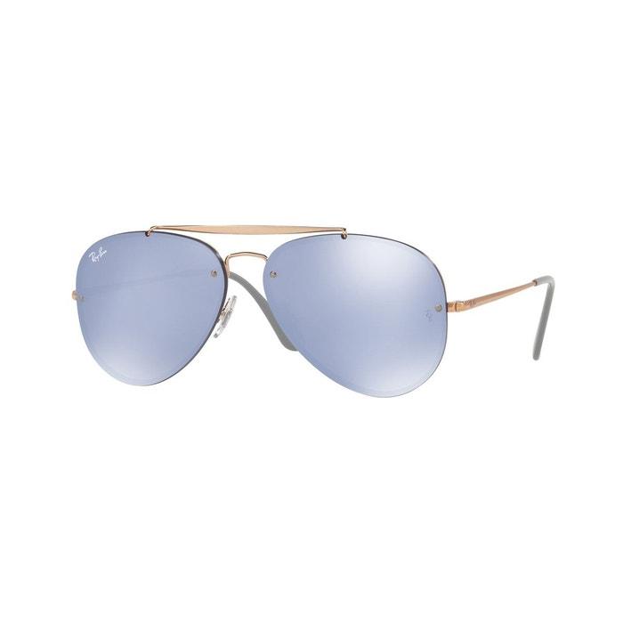 b0bbec64d39de Lunettes de soleil blaze aviator bronze Ray-Ban