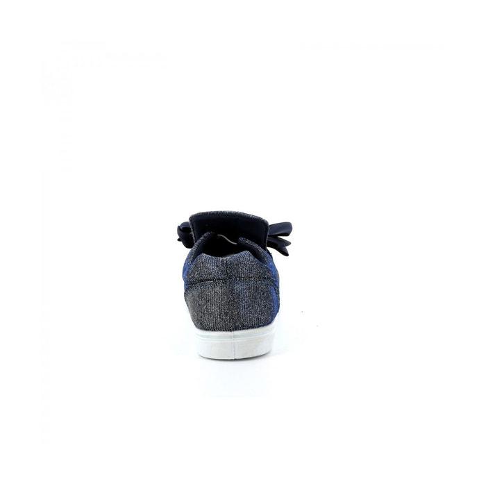 Baskets glitter brioche Cassis Cote Dazur