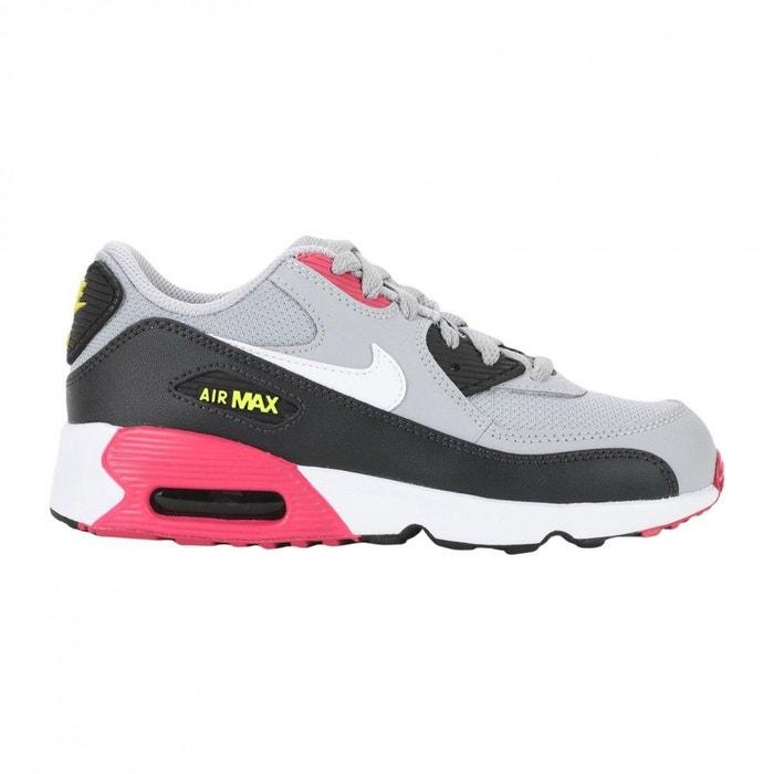 5b1ee56facba5 Basket mode air max 90 mesh (ps) gris Nike