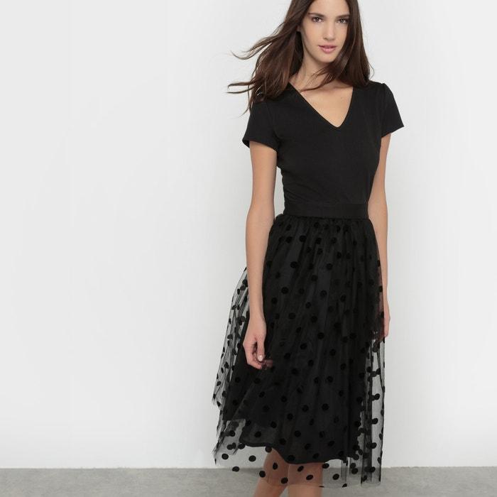 Image Polka Dot Tulle Dress MADEMOISELLE R