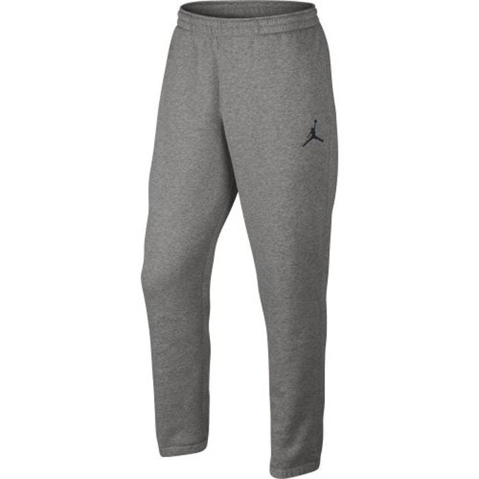 9b0837b2939623 Pantalon de survêtement nike jordan jumpman brushed tapered - 688999-063  gris Nike
