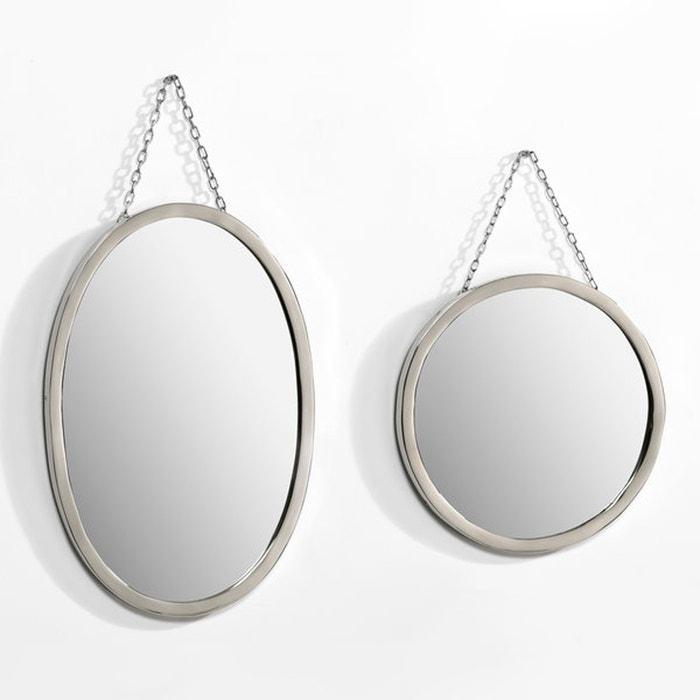 afbeelding Ovalen barbier spiegel B30 x H45 cm AM.PM.