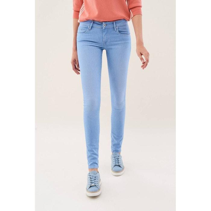 4e727d6811 Jean confort skinny colette bleu Salsa | La Redoute