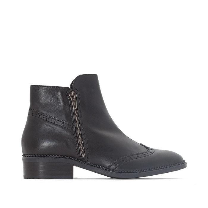Boots axel   noir Esprit   La Redoute