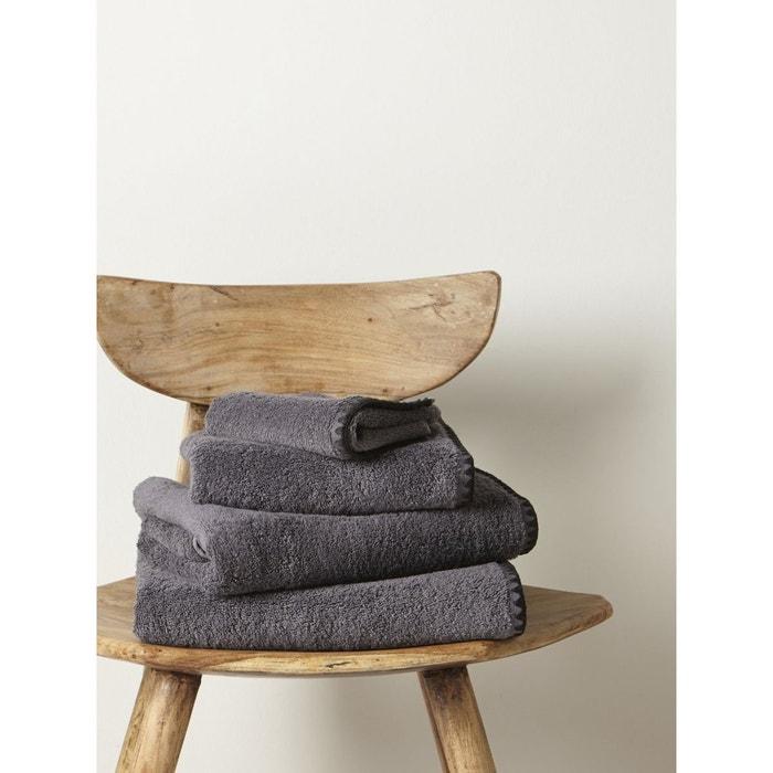 serviette ponge finition croquet cyrillus la redoute. Black Bedroom Furniture Sets. Home Design Ideas
