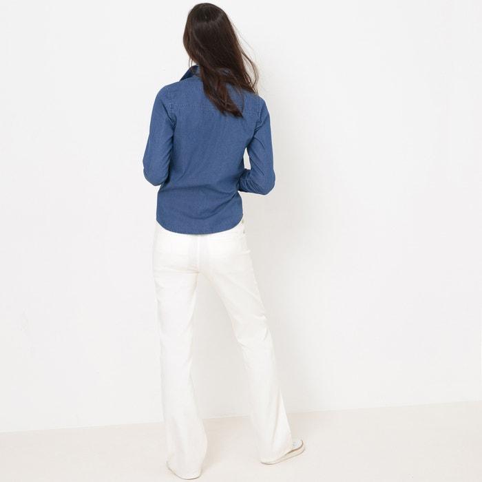La Camisa Collections corte recto con Redoute denim xUO7qHw
