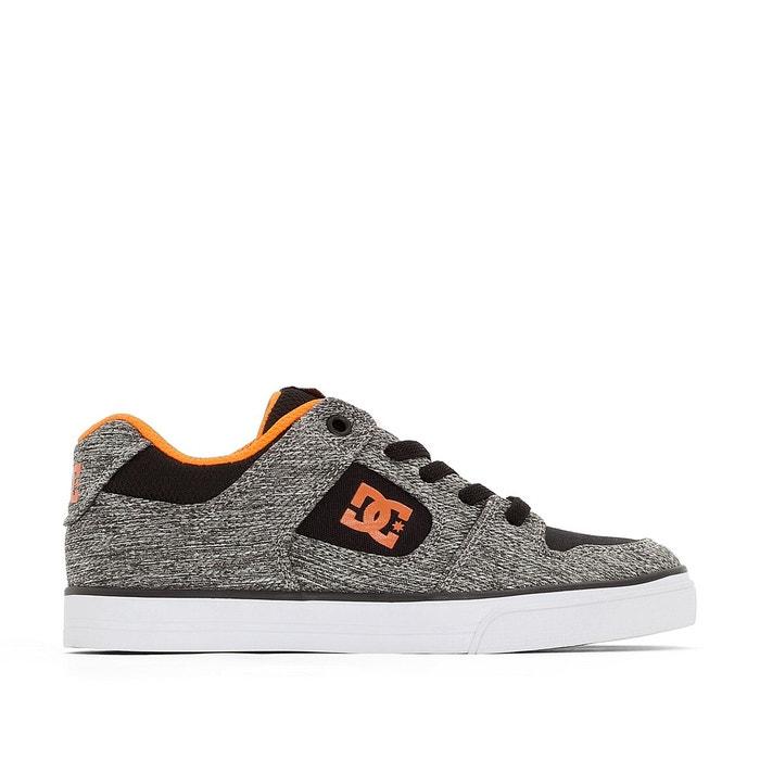 Baskets pure elastic  noir Dc Shoes  La Redoute