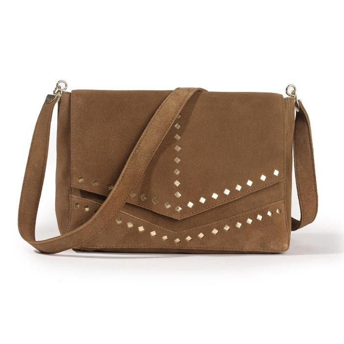 Image Leather Handbag PETITE MENDIGOTE