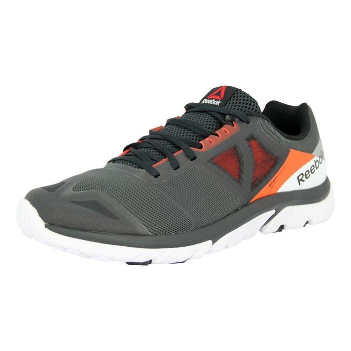 Reebok Sport ZSTRIKE RUN Chaussures Running Homme Noir Nanoweave noir - Chaussures Chaussures-de-running Homme