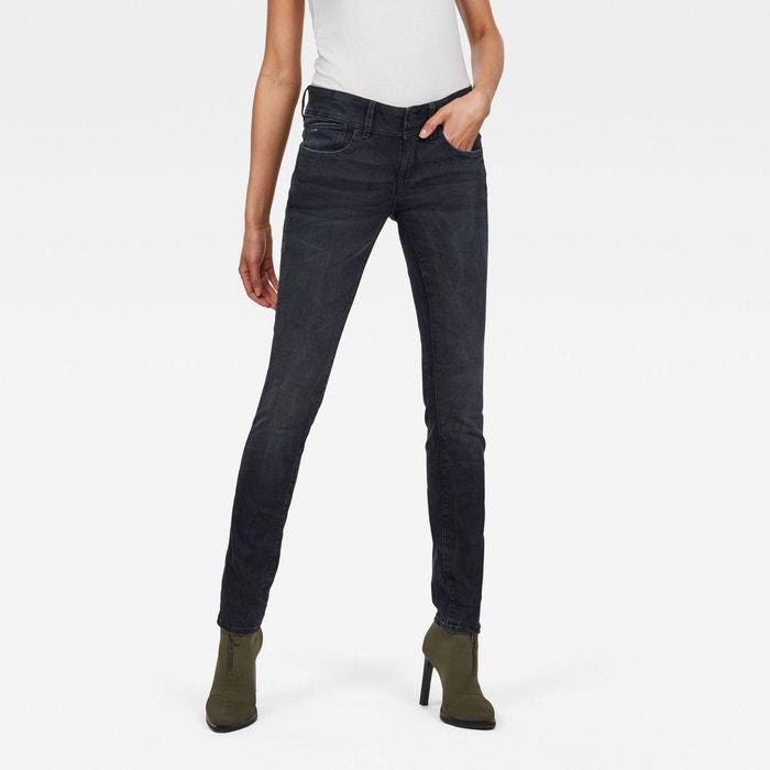 Jean Skinny Taille Moyenne Lynn