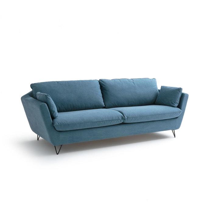 canap convertible 4 5 places coton albrist la redoute interieurs la redoute. Black Bedroom Furniture Sets. Home Design Ideas