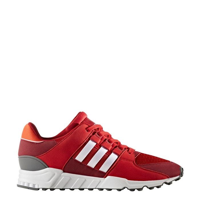 Chaussure eqt support rf  rouge Adidas Originals  La Redoute