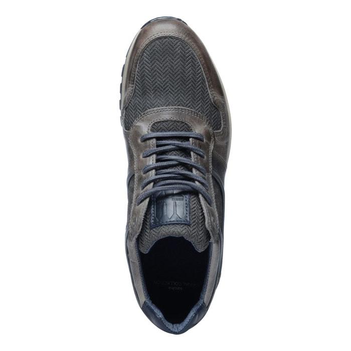 Baskets avec détails gris Sacha