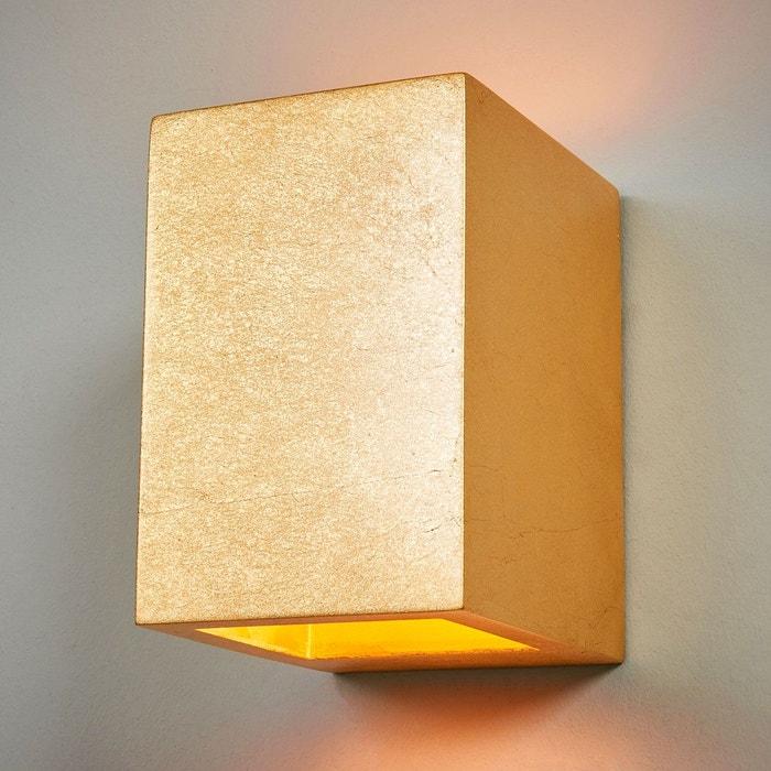 applique dor e janna pour une belle lumi re or lampenwelt. Black Bedroom Furniture Sets. Home Design Ideas