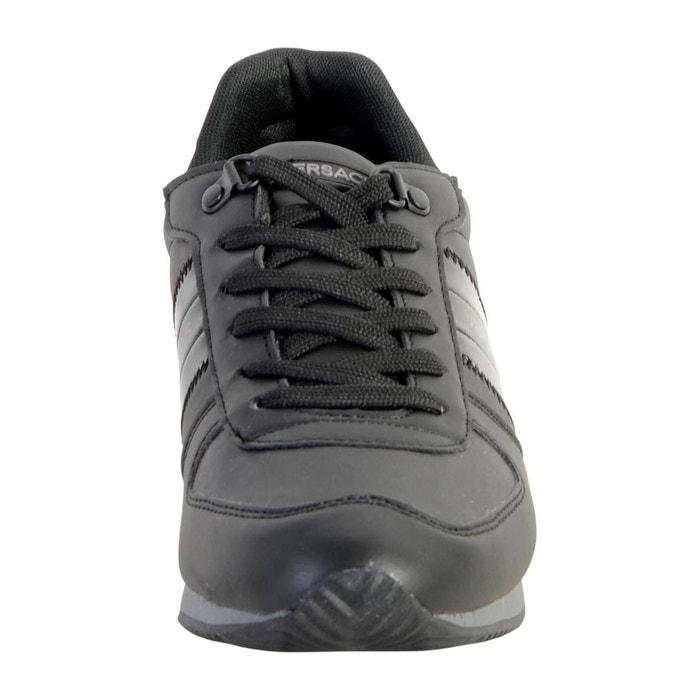 Basket versace e0yqbsa1 77221 899 linea running dis.a1 black noir Versace